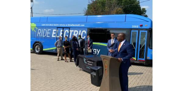 Kansas City Commits to a Fully EV Fleet