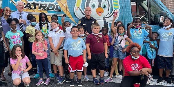 Florida Municipality Adds Ice Cream Truck to Police Fleet
