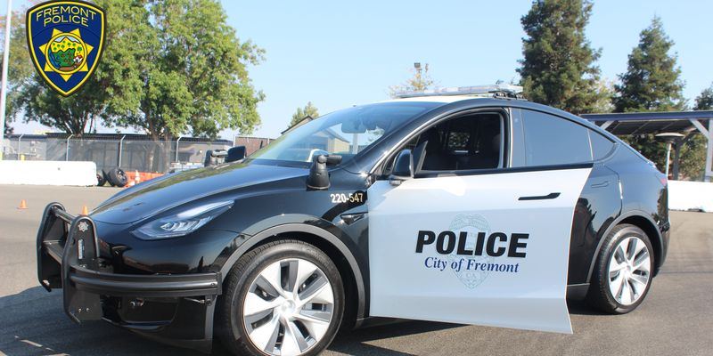Second Tesla Joins California PD Fleet