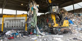 Cat MH3022 and MH3024 Material Handlers Feature Improved Cycle Times