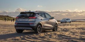 GM Reaches Agreement on Chevrolet Bolt Recall Costs