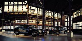 Dodge Law Enforcement Pursuit Vehicles on Display at GFX 2021
