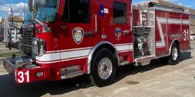Houston Fire Department Acquires 9 Pumpers
