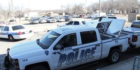 Okla. Municipality Approved for $352K in New Police Vehicles