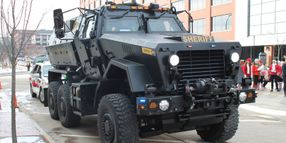 White House to Reinstate Military Surplus Program for Police