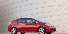 Utilimarc Releases Prius Operating Cost Averages