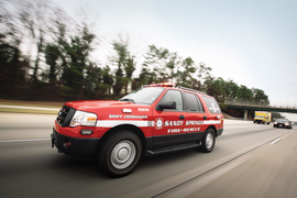 PERC Joins Emergency Vehicle Task Force