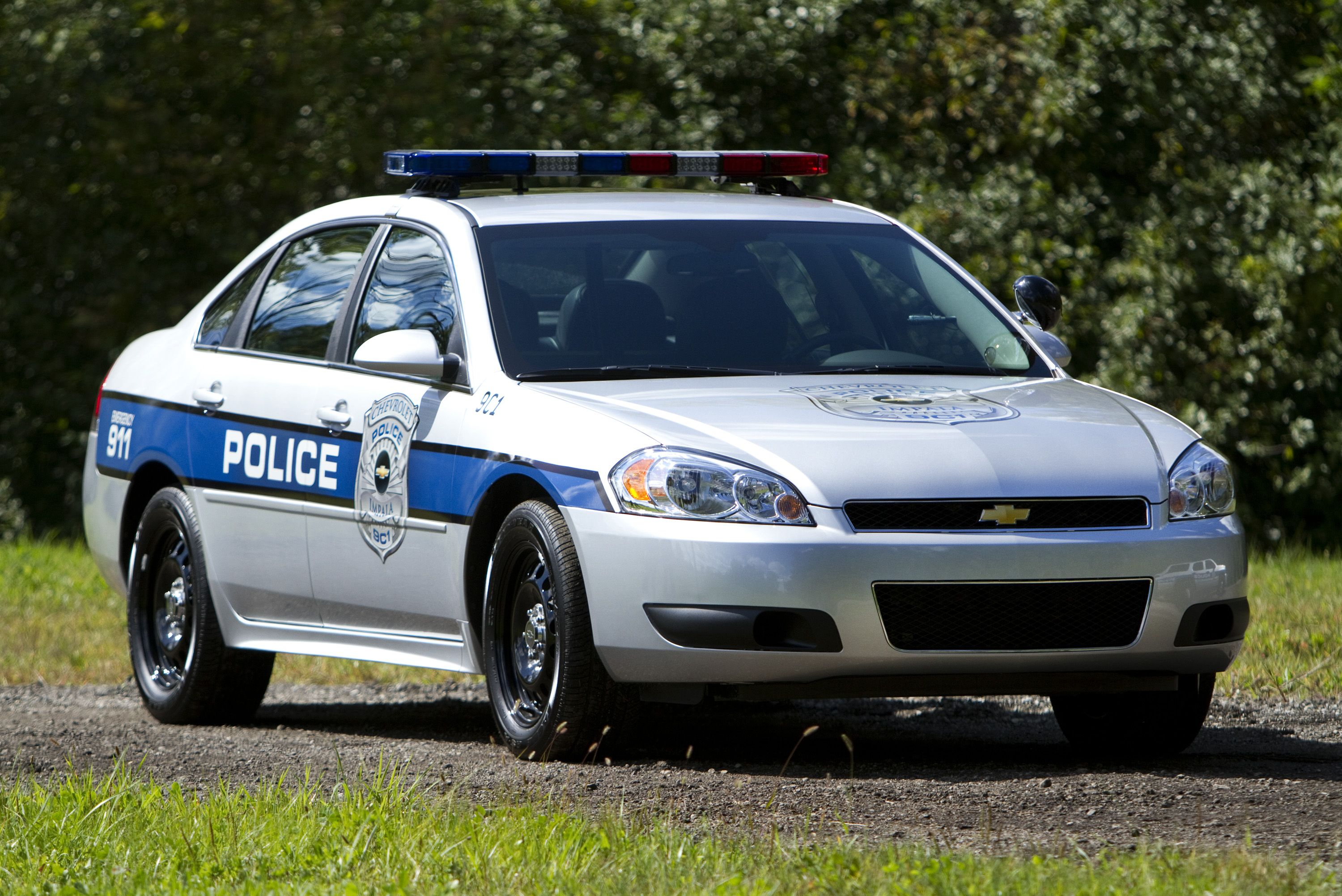 GM To Offer 'Limited' Police Chevrolet Impala Version In 2014