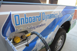 Ore. County Tests In-Vehicle CNG Compressor