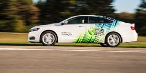 GM to Produce Bi-Fuel CNG Impala