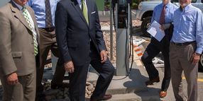 Utah University Unveils EV Chargers, Prius PHEVs