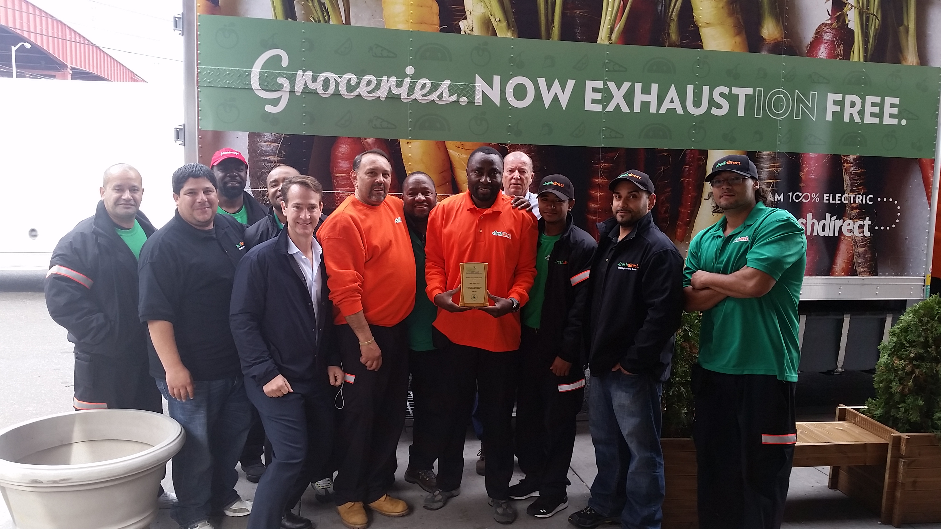 Northeast Fleets Honored for Diesel Emissions Reduction