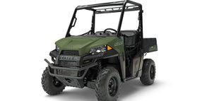 Polaris Recalls Ranger UTVs and Sportsman ATVs