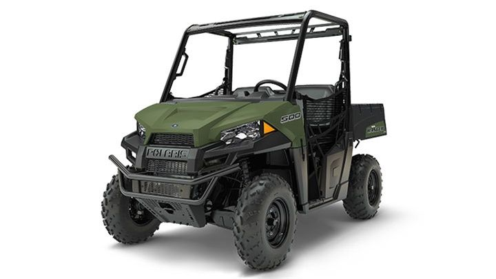 Polaris Recalls Ranger UTVs and Sportsman ATVs