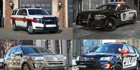 Top Police Fleet Stories in 2016