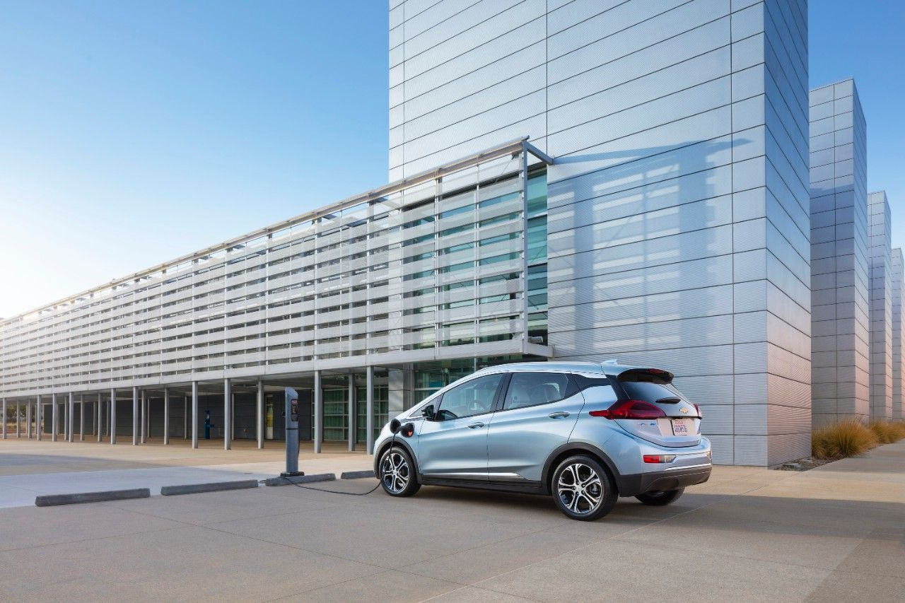 NYC Orders 50 Chevrolet Bolt EVs