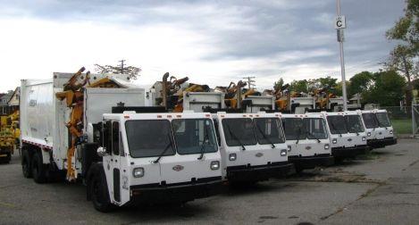 Detroit Auctions Vehicles to Decrease Debt