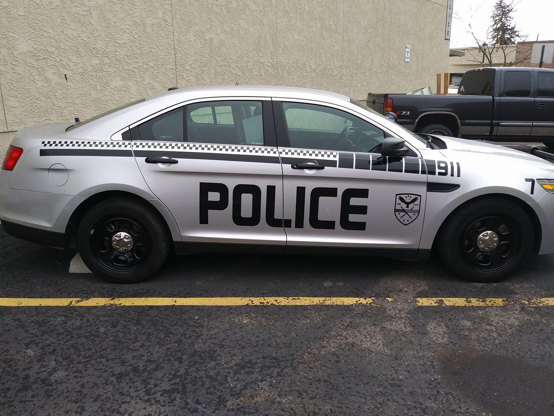 Idaho City Unveils New Police Car Design