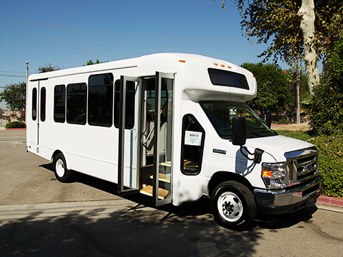 Calif. Airport Contracts for CNG Shuttles