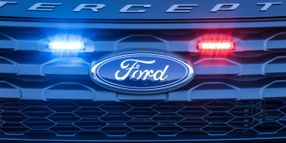 Ford to Release Two Pursuit-Rated Hybrid Vehicles
