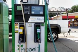 Ind. Police Fleet Boosts Ethanol Use