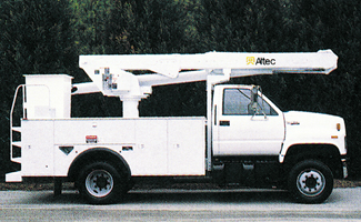 Altec Aerial Devices Recalled for Boom Malfunction