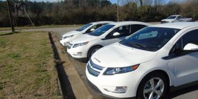 Atlanta Receives First EVs in Vision Fleet Deal