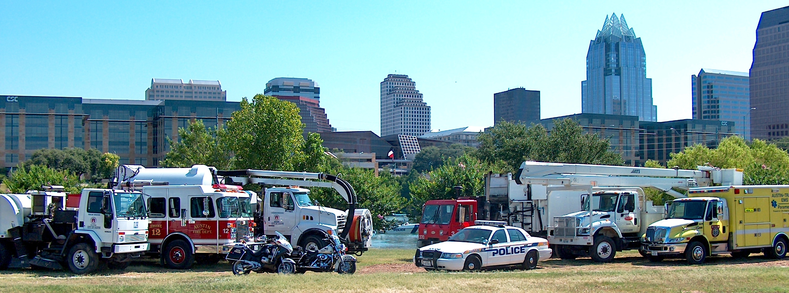 City of Austin to Add 330 EVs by 2020