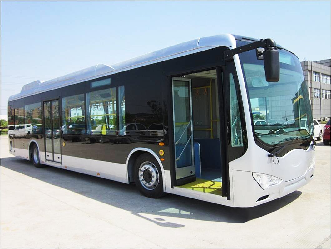 University of Utah Purchases BYD Electric Bus with Wireless Charging Pad