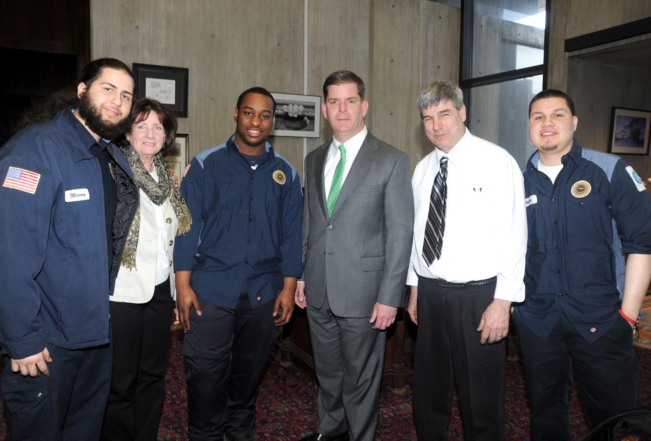 Internship Program Solves Boston Fleet's Recruitment Problem
