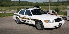 Buncombe County Sheriff Expects $13K in Fuel Savings by Using Propane Autogas