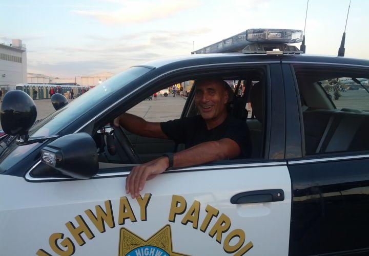 Report: Half of Officers Don't Wear Seatbelts