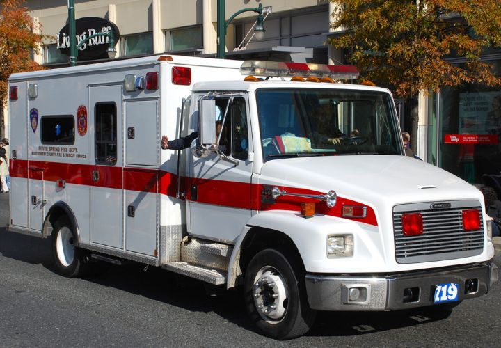 Md. County Updating Fleet with Ambulance Fee Revenue