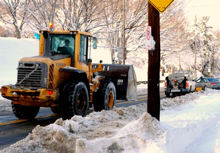 Pittsburgh's Mayor-Elect Pushes Snowplow Tracking