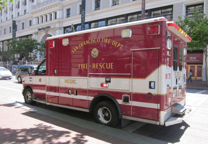 San Francisco FD's Aging EMS Fleet Rolls On