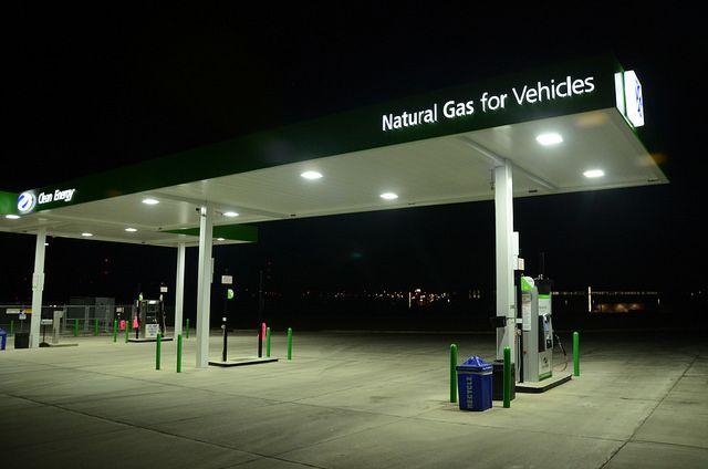 Fla. City Opens Public Access CNG Station