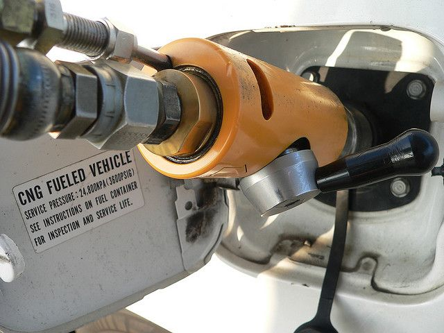 Ohio County Begins Construction of CNG Fueling Station