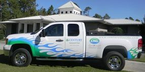 Fla. Town Builds CNG Fueling Station