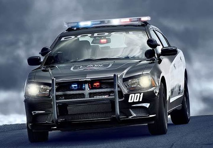 Dodge Charger Pursuit AWD Now Available