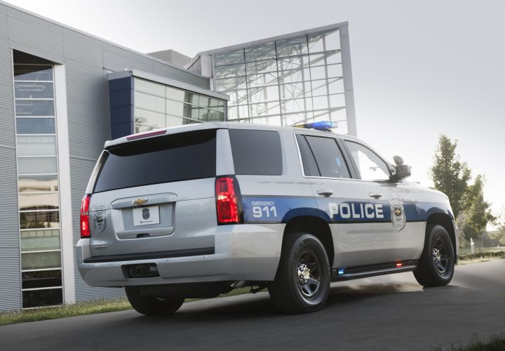 Chevrolet Tahoe PPV Top Choice for K-9 Units