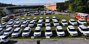 Cincinnati Rolls Out Second Wave of New Patrol Cars