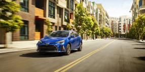 Toyota leads OEMs in New Zealand Rental Fleets