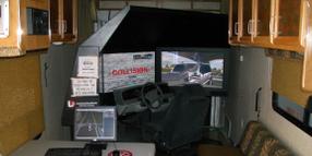 Ind. Sheriff Utilizes Simulator for Driving Training