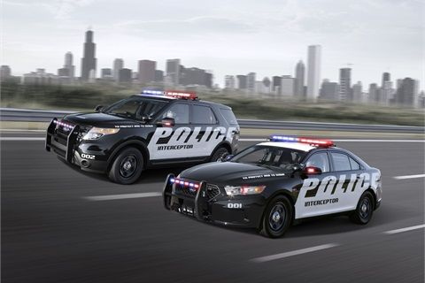 Chicago to Purchase 500 Ford Police Interceptors