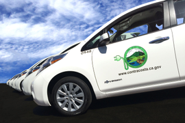 Calif. County Contracts with Zipcar for Motor Pool