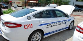 Emissions, Fuel Costs Slashed By Pa. Sheriff's PHEVs