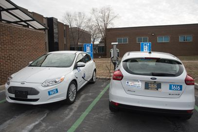Delaware DOT Pilots Electric Vehicles