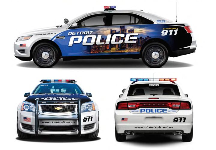 Corporations Donate $8 Million to Detroit for New Fire and Police Vehicles