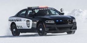 Dodge Adds Police Data System to Charger Pursuit