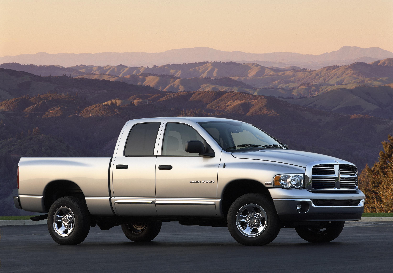Older Dodge Ram Pickups Recalled